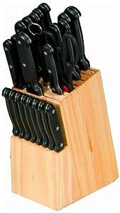 Utica Cutlery 91-UC10124 24-Piece Cutlery/Steak Knife Set