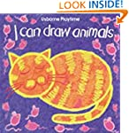 I Can Draw Animals Pb
