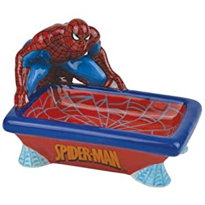 Amazon.com - 3.75 inch Spider-Man Collectible Cartoon Superhero