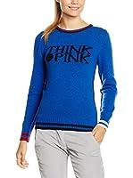 THINK PINK Jersey (Azul)