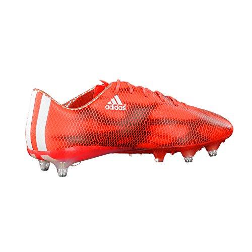 adidas  F50 adizero SG,  Herren Fußballschuhe  40 rot - rot -
