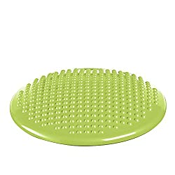 Gaiam Kids Balance Cushion, Jr., Lime