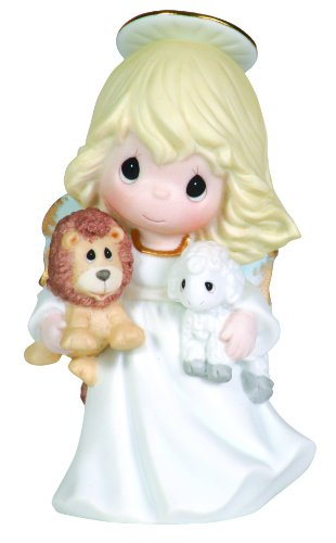 Precious moments angel of peace figurine findgift