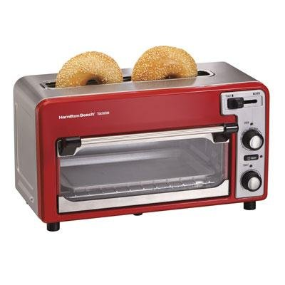 HB Two Slice Toaster Red Big Discount