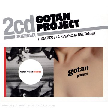 Gotan Project - Coffret 2 CD : Lunatico / La Revencha Del Tango - Zortam Music