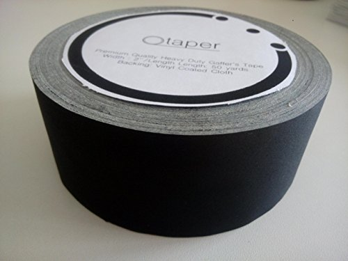 Heavy Duty Reflective Tape : Professional premium grade gaffers tape inch