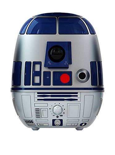 Star Wars R2D2 Capacity Ultrasonic Cool Mist Humidifier, 1 gallon (Humidifiers Characters compare prices)