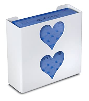 "TrippNT 51051 Priced Right Double Glove Box Holder with Heart, 11"" Width x 10"" Height x 4"" Depth"