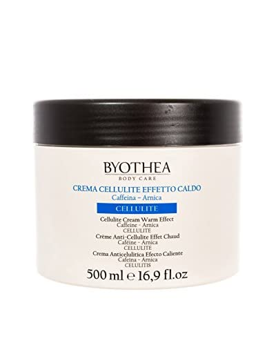 BYOTHEA Crema Anticellulite Heat Effect 500 ml