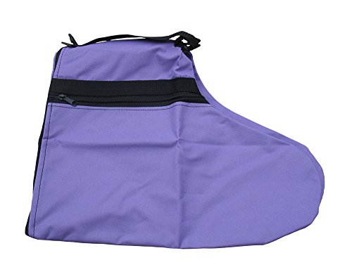 AR-Pro-Ice-Figure-Skate-Saddle-Style-Bag-Roller-Blade-Bag-Lightweight-Lilac-5
