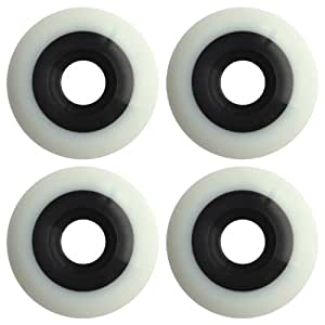 Union Black Eye - 54mm Dual Durometer Skateboard Wheels