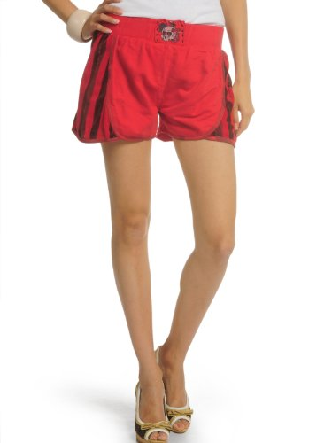Westsoul Shorts (XS, red)