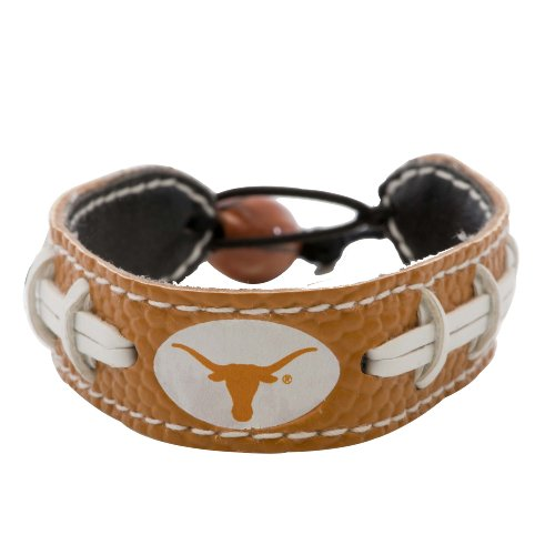 Texas Longhorns Team Color Gamewear Bracelet