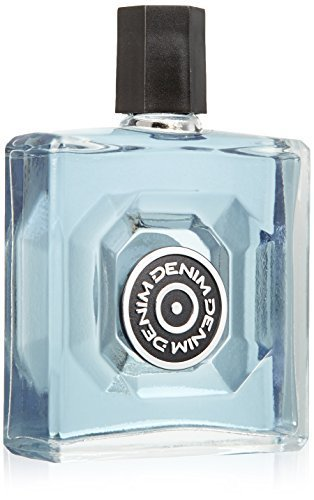 Denim Black by Faberge Aftershave 100ml by Conter S.r.l.
