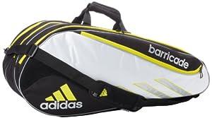 Buy Adidas Barricade III Tour 6 Tennis Racquet Bag by adidas