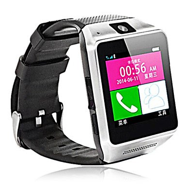 Rayshop – Men's GV08 Smart Watch Bluetooth for Android Phone