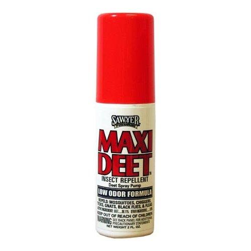 Maxi-DEET 100% DEET Insect Repellent