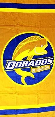 Dorados De Sinaloa Beach Towel