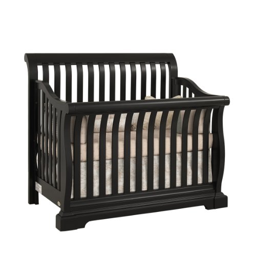 Munire Sussex Crib, Black