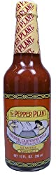 The Pepper Plant Original California Style Hot Pepper Sauce 10 oz. Bottle