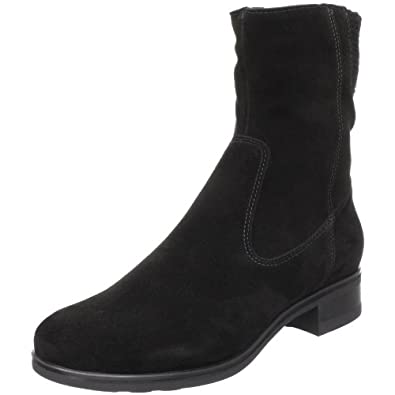 La Canadienne Women's Claudette Ankle Boot,Black,5 M US