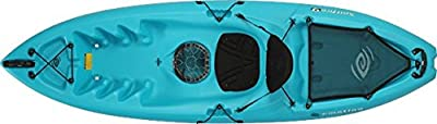 90248 Emotion Spitfire Sit-On-Top Kayak, Glacier Blue, 9' by Lifetime OUTDOORS