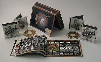 Jethro Tull - The 25th Anniversary Box Set - Zortam Music