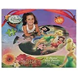Disney Fairies Tinkerbell 46 Piece Floor Puzzle 36x24