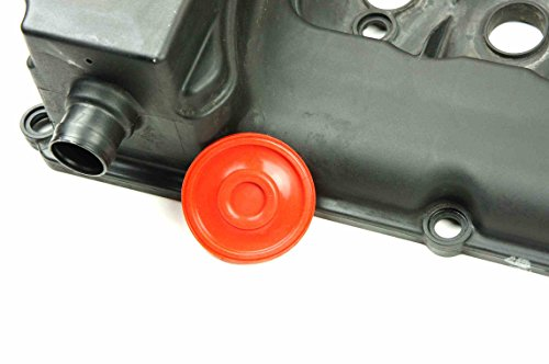 RKX VW Audi 3.6 & 3.2 Engine Valve Cover PCV Valve Diaphragm membrane V6 VR6 R32 (Vw Touareg Engine Parts compare prices)