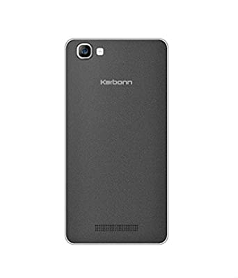 Karbonn K9 Smart (Black silver)