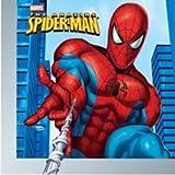 Spiderman les serviettes