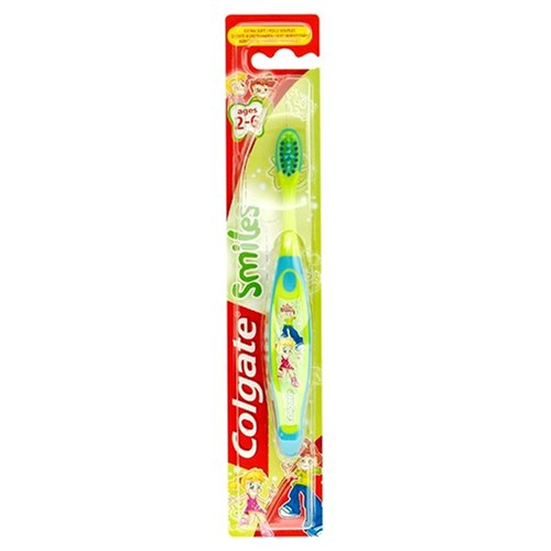 Colgate Smiles Kids Toothbrush 2-6 yrs old