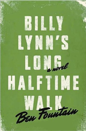 Billy Lynn's Long Halftime Walk (Center Point Platinum Fiction (Large Print))