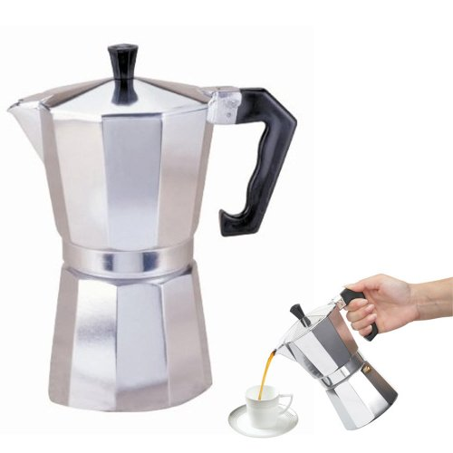 Coffee Maker Cafetera Espresso Coffeemaker Espresso Mini 1 Cup Single Brewer Pot eBay