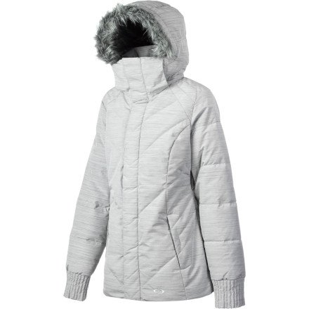 Oakley Bring To Light Jacket - Women's White, L
