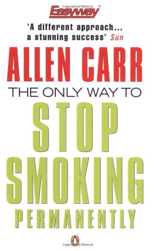 By Allen Carr - Only Way to Stop Smoking Permanently (Penguin Health Care & Fitness) (12.6.1994)
