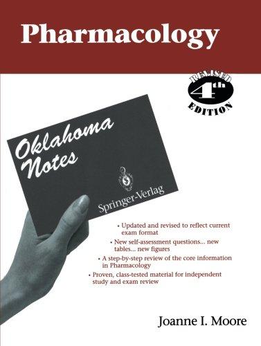 Pharmacology (Oklahoma Notes) PDF