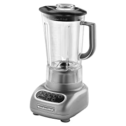 Product Image KitchenAid Contour Silver 5-Speed Blender - 56 oz.
