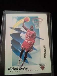 1991-92 Skybox Michael Jordan Basketball Card #39 - Shipped In Protective Display Case!