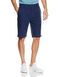 Celio Men's Cotton Shorts (3596654340533_DOKRAWBMBRUT_76_Brut)