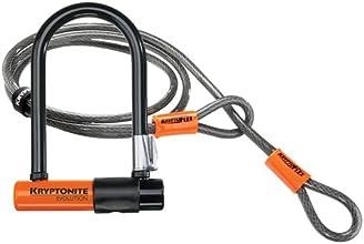 Kryptonite Evolution Mini 7 Antivol vélo mixte Noir/orange