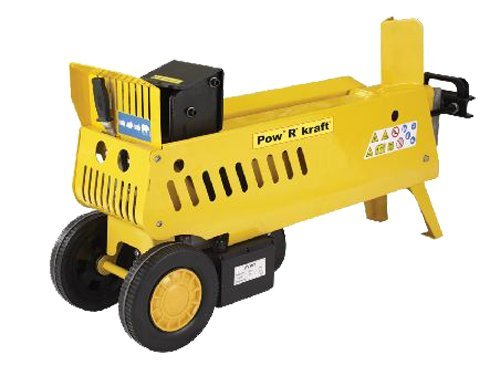 New Pow' R' Kraft 65575 7-Ton 15 amp 2-Speed Electric Log Splitter