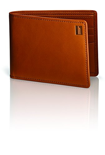 Hartmann Belting Collection Two Compartment Wallet, Heritage Tan, One Size