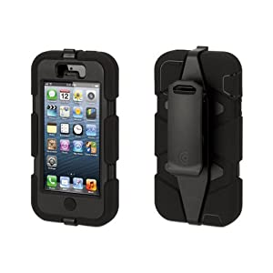 Griffin Survivor Rugged Case iPod Touch 5G 5th Generation