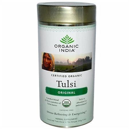 Отзывы Organic India Tulsi Tea Original