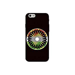 I phone 6s nkt09 (12) Mobile Case by oker - Indain Flag Ashok Chakra