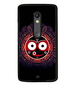 printtech South Indian God Back Case Cover for Moto X Pure Edition