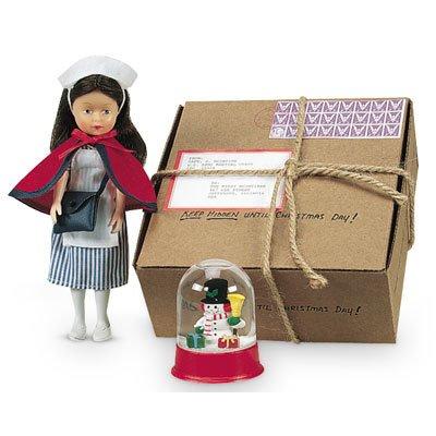 American Girl Molly's Christmas Box image