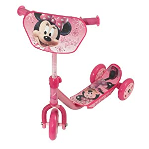 Disney Minnie Mouse 3 Wheel Scooter