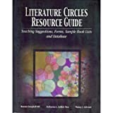 img - for Literature Circles Resource Guide: Teaching Suggestions, Forms, Sample Book Lists, and Database by Bonnie Campbell Hill, Nancy Johnson, Katherine Schlick-Noe (2000) Paperback book / textbook / text book
